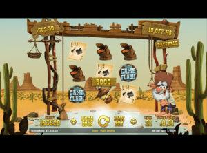Gold Rush spilleautomat SS 4