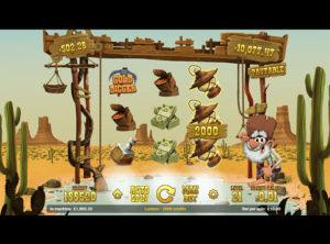 Gold Rush spilleautomat SS 7