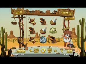 Gold Rush spilleautomat SS 8