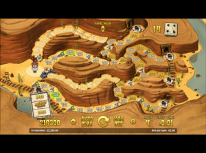 Gold Rush spilleautomat SS 9