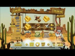 Gold Rush spilleautomat SS 2