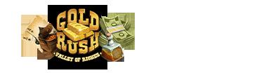 Gold Rush Spillemaskine - logo
