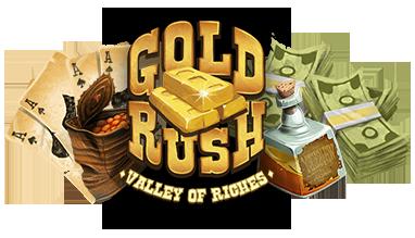 Gold Rush spilleautomat - Anmeldelse & bonus
