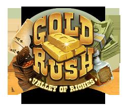 Gold Rush Spilleautomat - logo