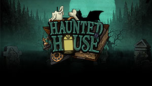 Haunted House Spilleautomat - Her kan du spille