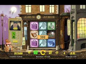 Inspector Spilleautomat SS 2