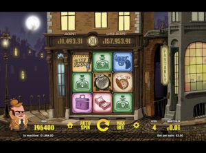 Inspector Spilleautomat SS 6