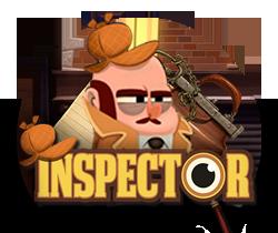 Inspector Spilleautomat - logo