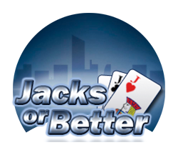Jacks Or Better - spil logo