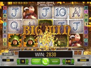 Robin Hood Shifting Riches slotmaskinen SS-02