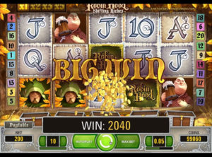 Robin Hood Shifting Riches slotmaskinen SS-06