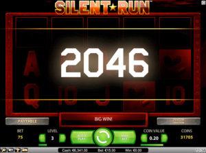 Silent Run slotmaskinen SS-03