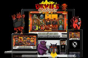 Devils-Delight spil på mobil og tablet