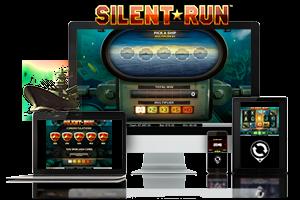 Silent Run spil på mobil og tablet