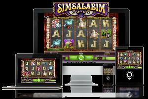 Simsalabim spil på mobil og tablet