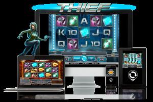 Thief spil på mobil og tablet