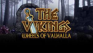 Her kan du spille The Vikings spilleautomaten