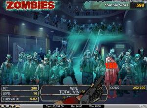 Zombies slotmaskinen SS-04
