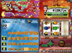Apache spilleautomaten SS 6
