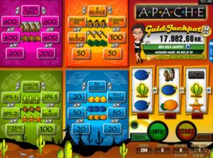 Apache spilleautomaten SS
