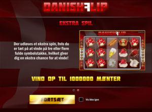 Danish Flip slotmaskinen SS-07
