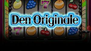 Få gratis chancer til Den Originale spilleautomat
