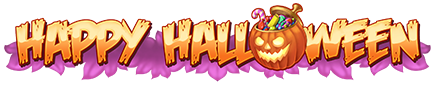 Happy Halloween Spilleautomat fra Play N' GO