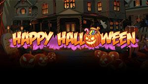 Her kan du spille Happy Halloween automaten i Danmark