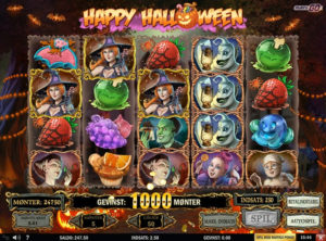 Happy Halloween slotmaskinen SS-02