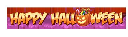 Spil Happy Halloween slotmaskinen for sjov