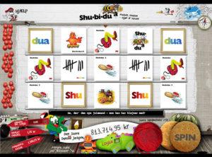 Shu-bi-dua slotmaskinen SS-01