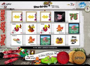Shu-bi-dua slotmaskinen SS-05