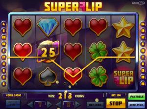 Super Flip slotmaskinen SS-03