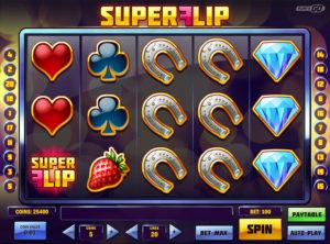 Super Flip slotmaskinen SS-09