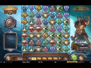 Viking Runecraft slotmaskinen SS-02
