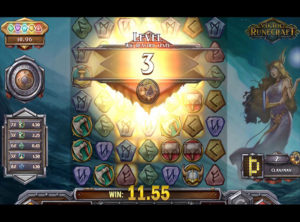 Viking Runecraft slotmaskinen SS-04