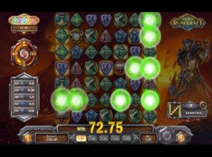 Viking Runecraft slotmaskinen SS-07