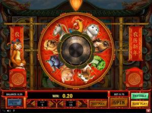 Chinese New Year slotmaskinen SS-06