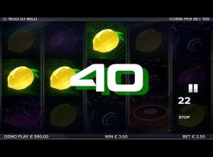 DJ Wïld slotmaskinen SS-02