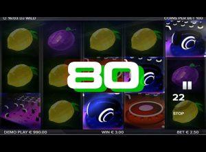 DJ Wïld slotmaskinen SS-03