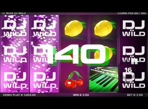 DJ Wïld slotmaskinen SS-08