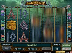 Dragon Ship slotmaskinen SS-03