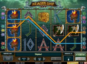 Dragon Ship slotmaskinen SS-06