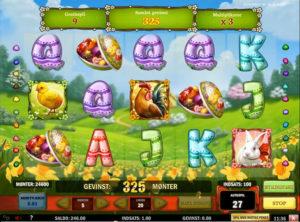 Easter Eggs slotmaskinen SS-04