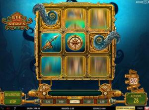Eye Of The Kraken slotmaskinen SS-06
