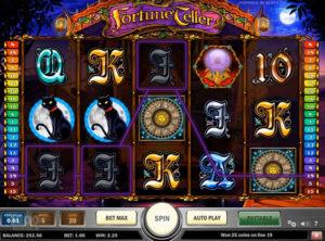 Fortune Teller slotmakinen SS-04