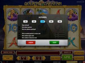 Golden Caravan slotmaskinen SS-03