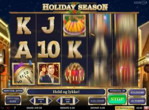 Holiday Season slotmaskinen SS-03