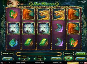 Jade Magician slotmaskinen SS-01