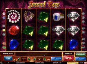 Jewel Box slotmaskinen SS-01